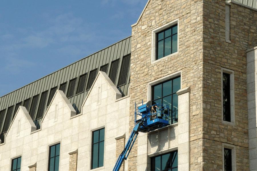 Nettoyage de vitres pour professionnel Mulhouse